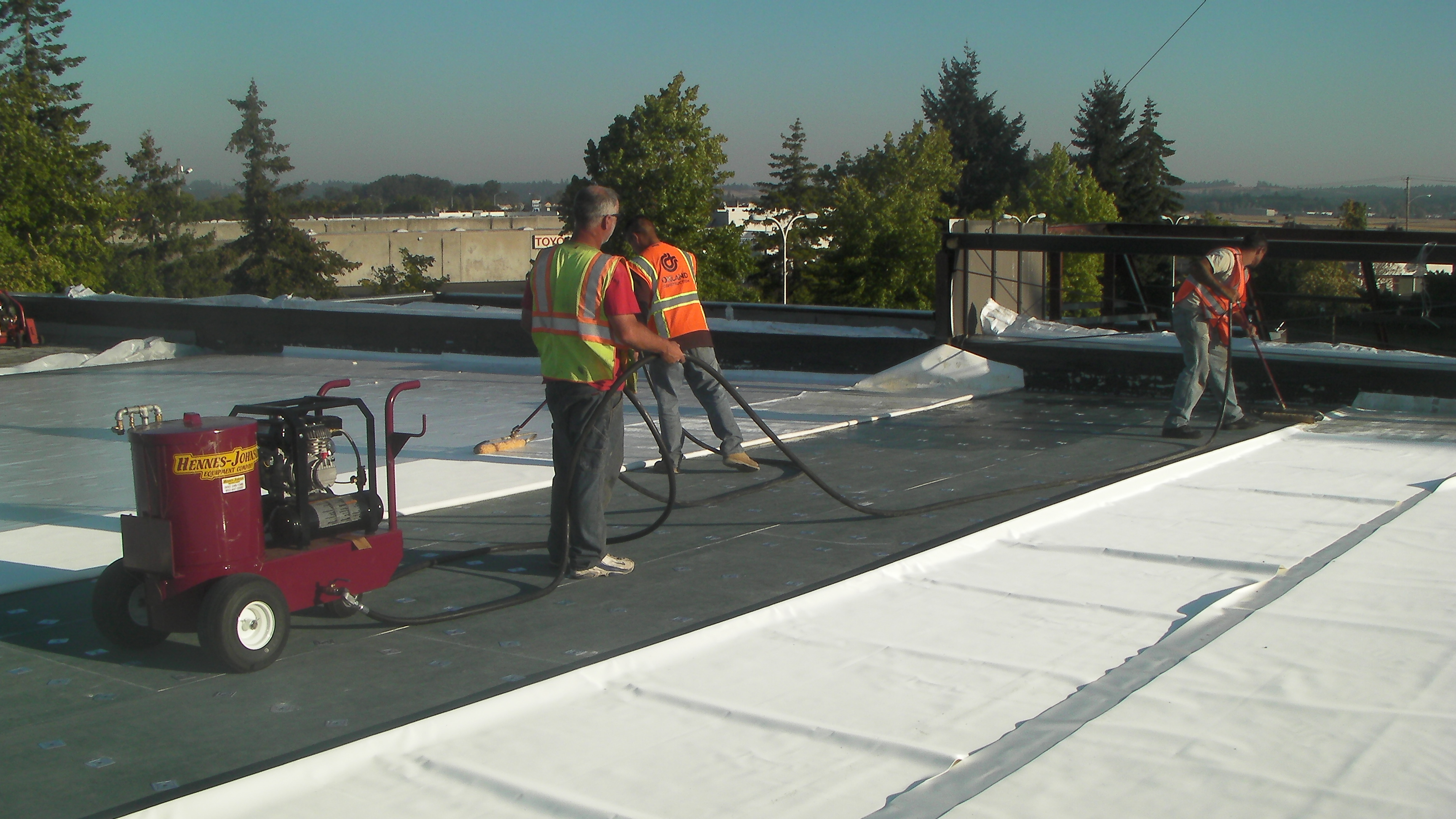 Commercial Spearhead Roofing